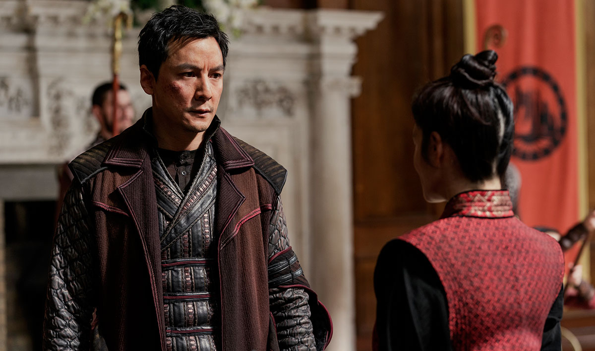 Sunny Must Face His Past to Defeat Pilgrim in <em>Into the Badlands</em> Episode 13