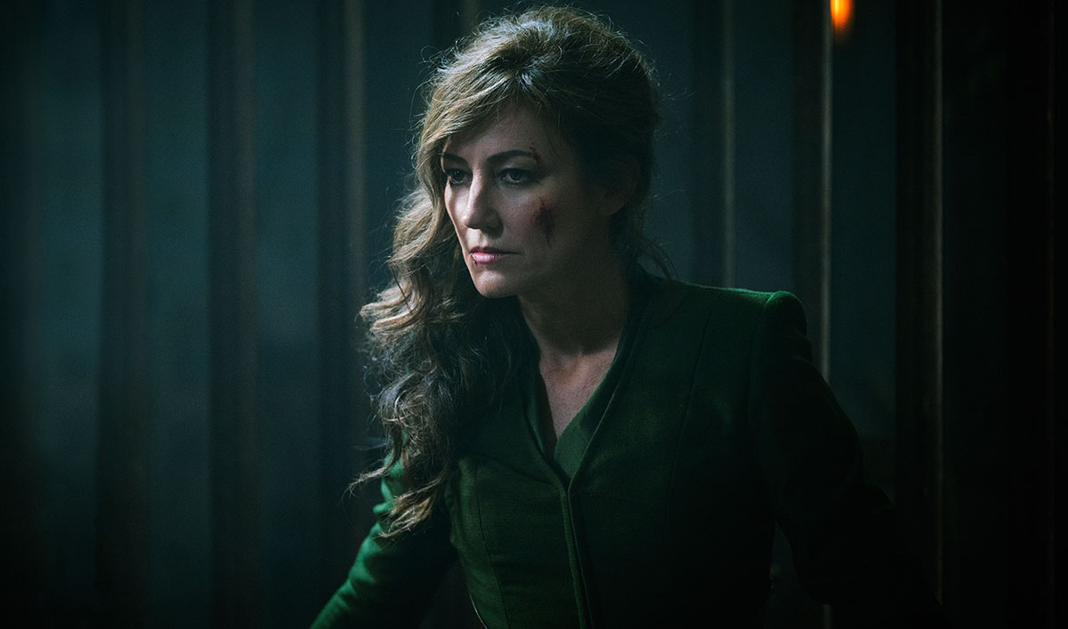 (SPOILERS) <em>Into the Badlands</em> Q&A — Orla Brady (Lydia)