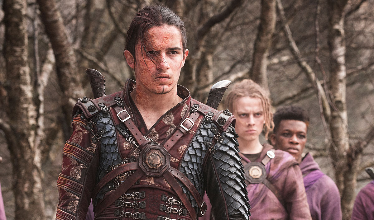 (SPOILERS) <em>Into the Badlands</em> Q&A — Aramis Knight (M.K.)