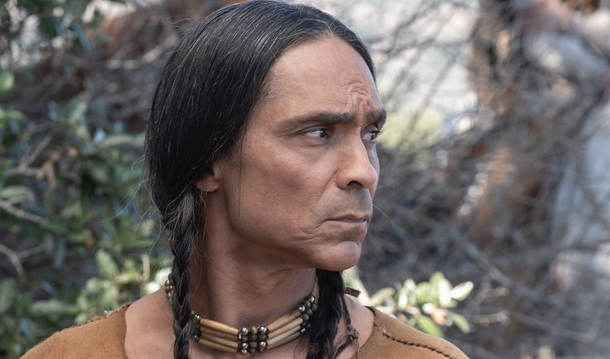 <em>The Son</em> Q&#038;A &#8211; Zahn McClarnon (Toshaway)