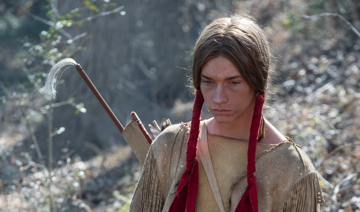 <em>The Son</em> Q&A – Jacob Lofland (Young Eli)