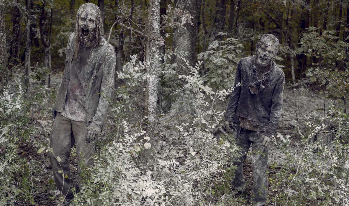 Go Behind the Scenes of the Epic Blizzard in <em>The Walking Dead</em> Season 9 Finale