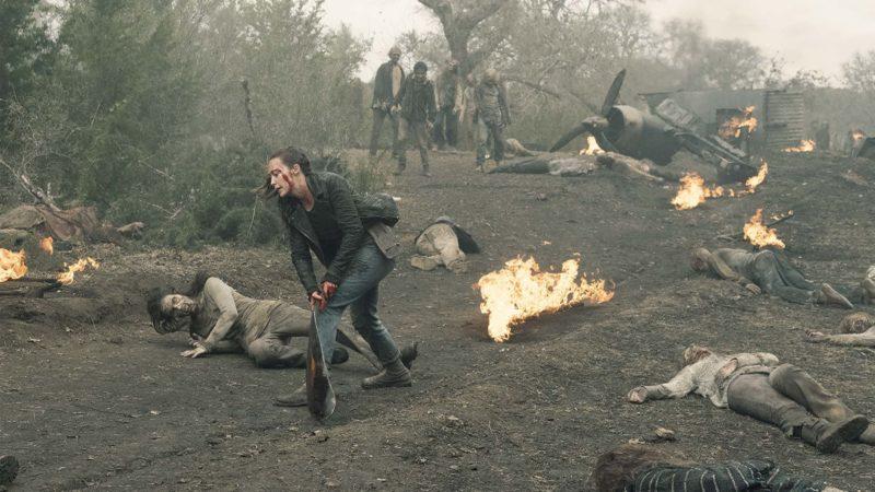 Fear the Walking Dead Walker Kill of the Week: Season 5, Episode 1