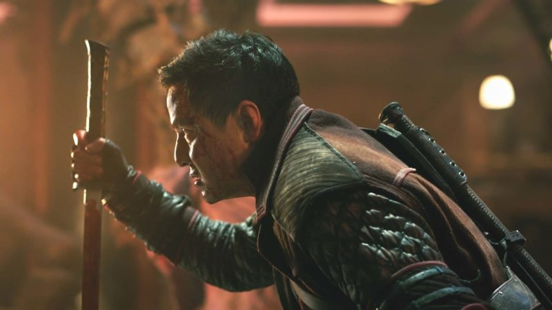 Into the Badlands Talked About Scene: Season 3, Episode 16
