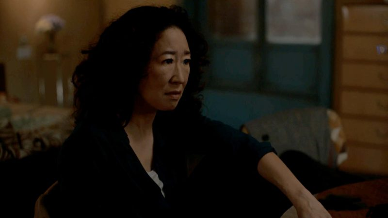 Killing Eve Talked About Scene: Season 2 Episode 7