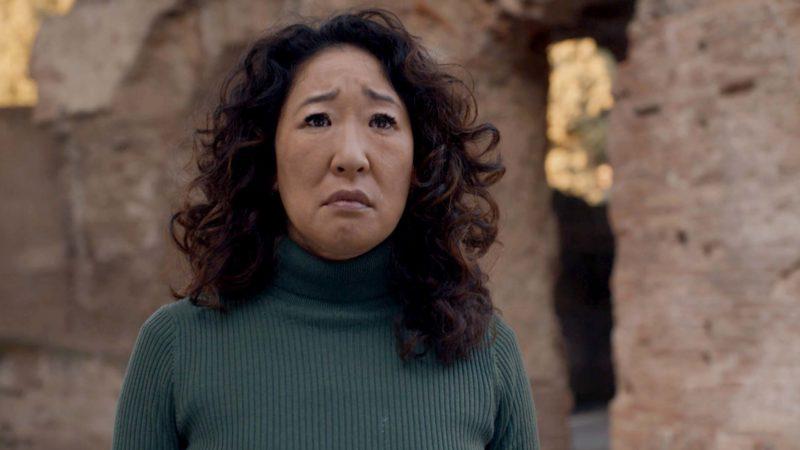 Killing Eve Talked About Scene: Season 2, Episode 8