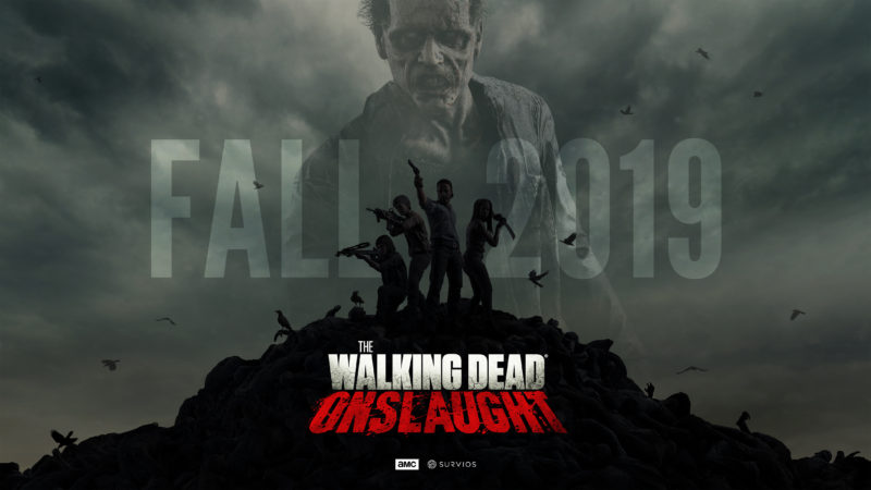 The Walking Dead Onslaught | Official Announcement Trailer