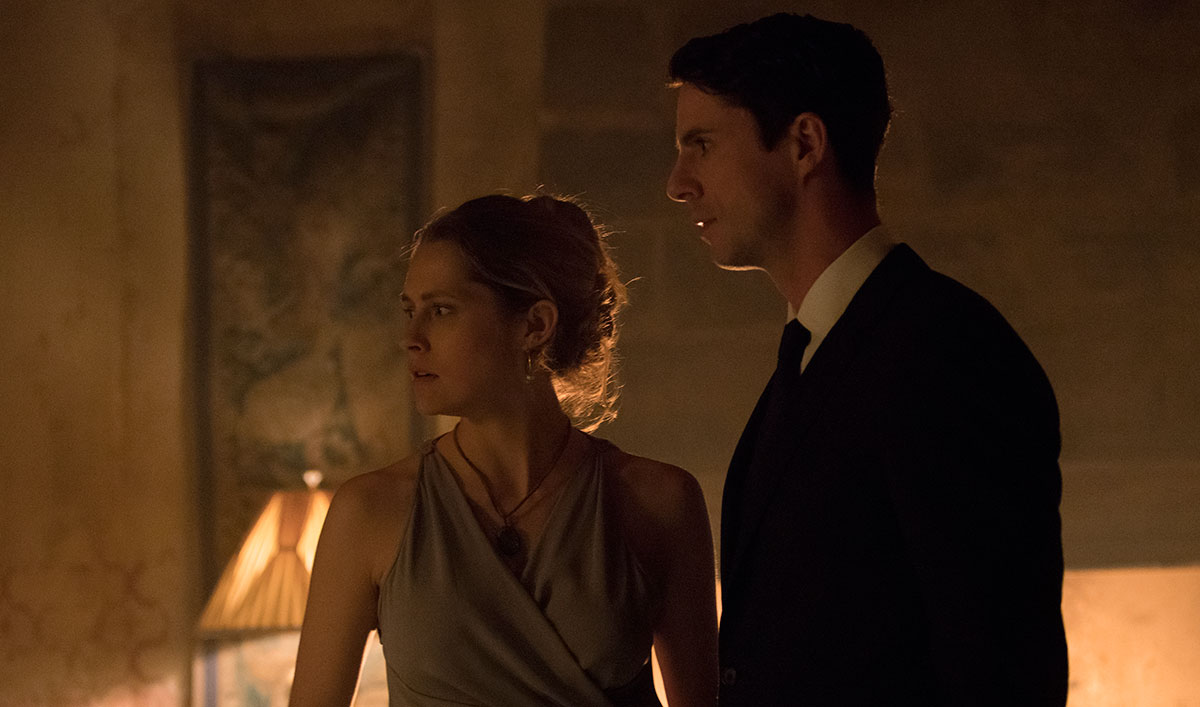 Diana and Matthew Plan Their Escape — Watch the <em>A Discovery of Witches</em> Season 1 Finale Now