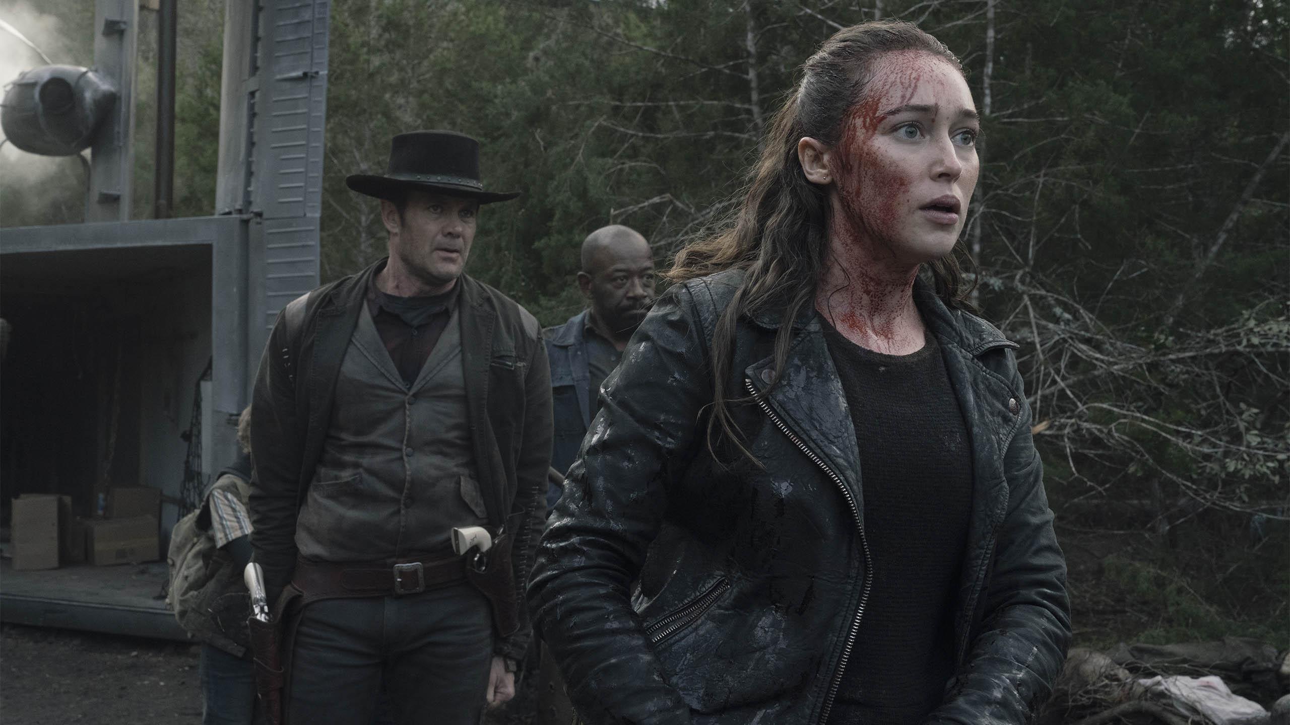 Fear The Walking Dead Online Anschauen
