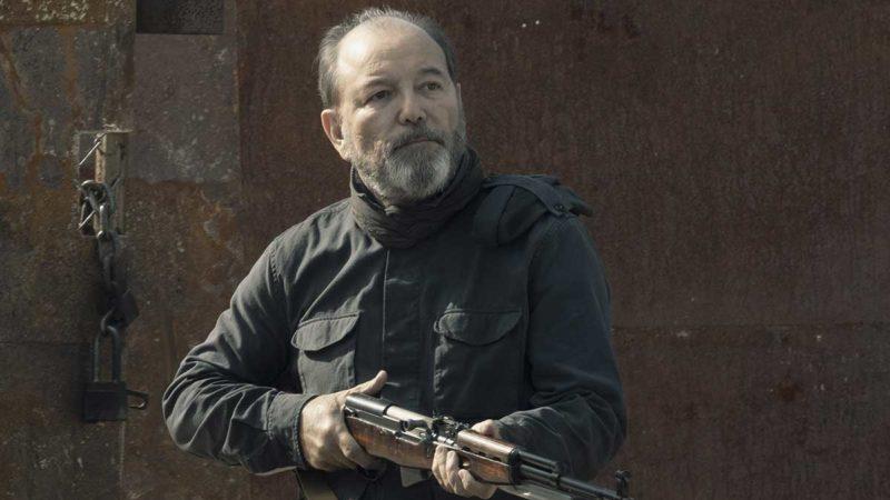 (SPOILERS) <em>Fear the Walking Dead</em> Q&A — Rubén Blades (Daniel)
