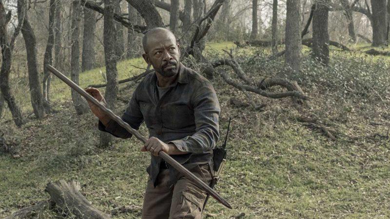 (SPOILERS) <em>Fear the Walking Dead</em> Q&A — Lennie James (Morgan)