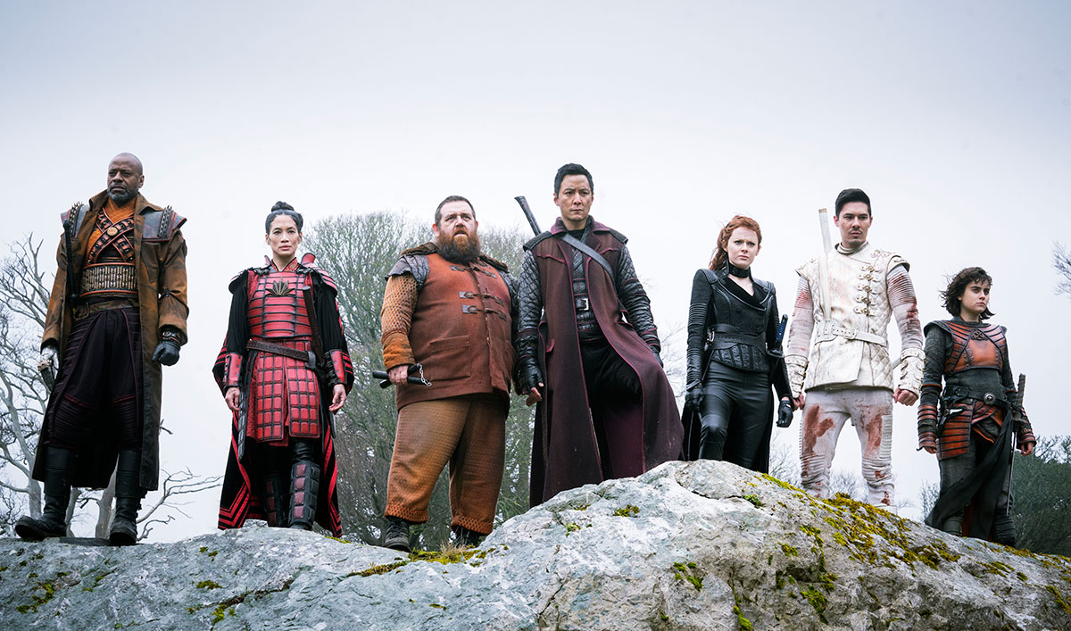The Final Fight Is Here — Watch the <em>Into the Badlands</em> Series Finale Now