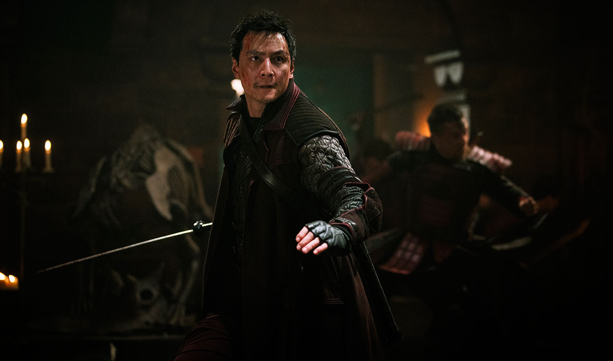 The Cast and Creators Wrap Up <em>Into the Badlands</em>