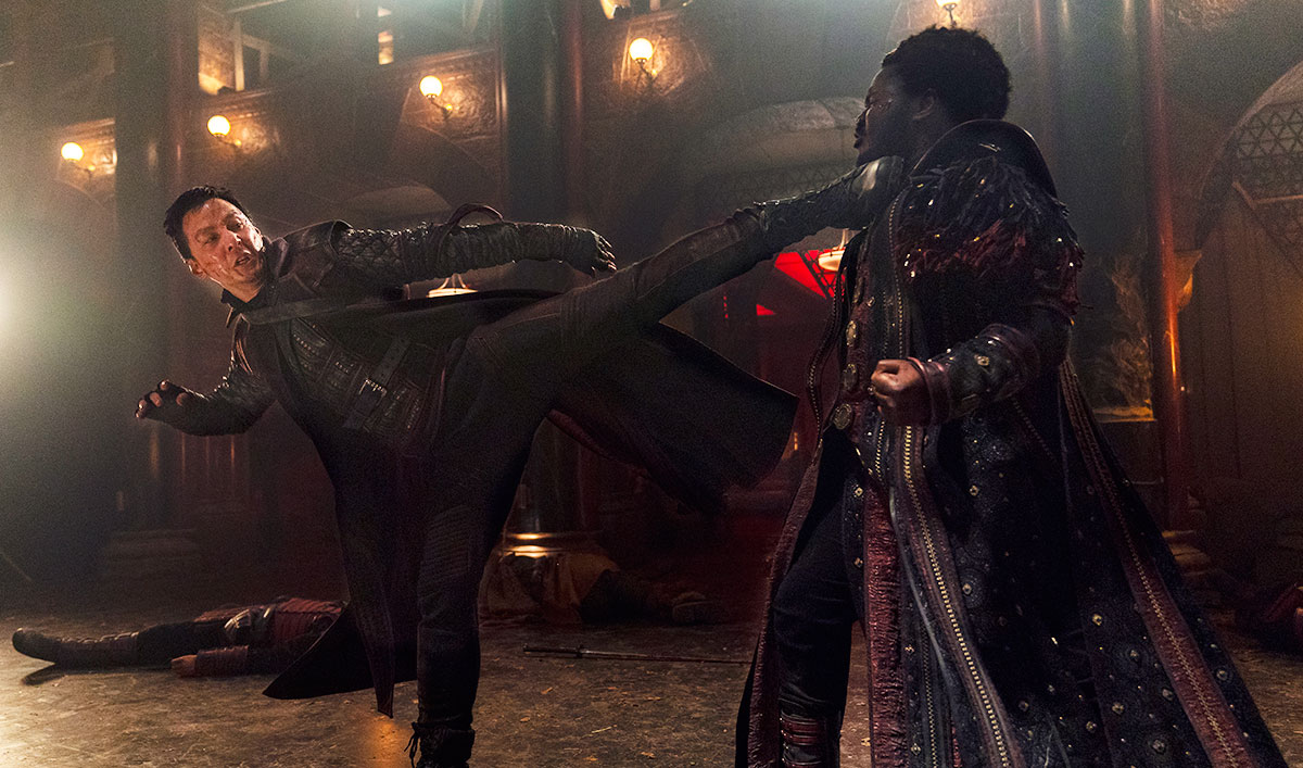 (SPOILERS) <em>Into the Badlands</em> Q&A — Alfred Gough and Miles Millar (Co-Creators/Executive Producers)