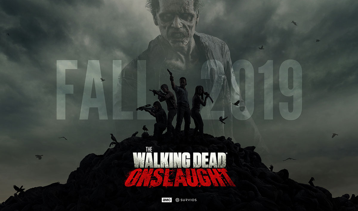 The Official <em>The Walking Dead</em> VR Game to Debut Fall 2019