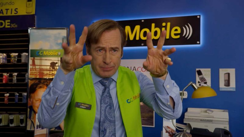 Better Call Saul's Bob Odenkirk: For Your Emmy Consideration