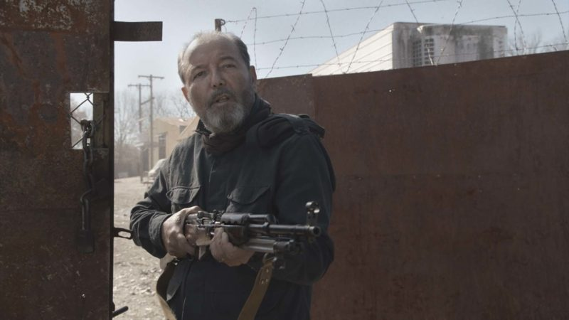 Fear the Walking Dead Season 5: A Look at Daniel Salazar's Journey