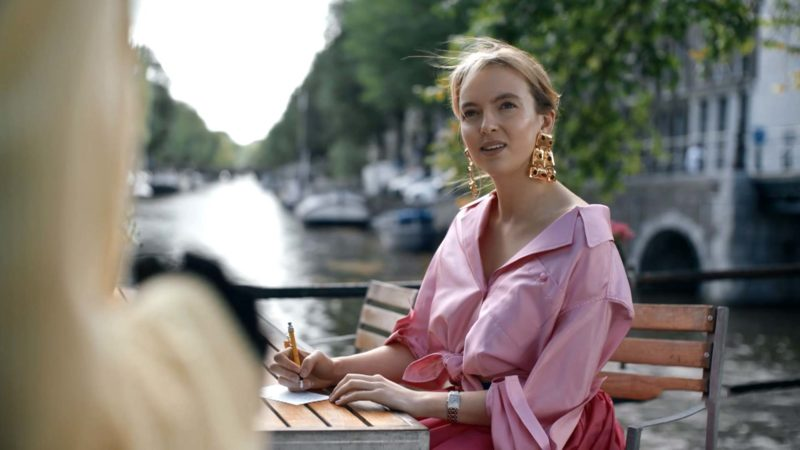 Killing Eve: For Your Emmy Consideration