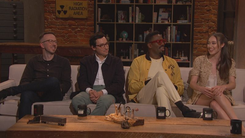Bonus Scene: Talking Dead: Season 9, Episode 17