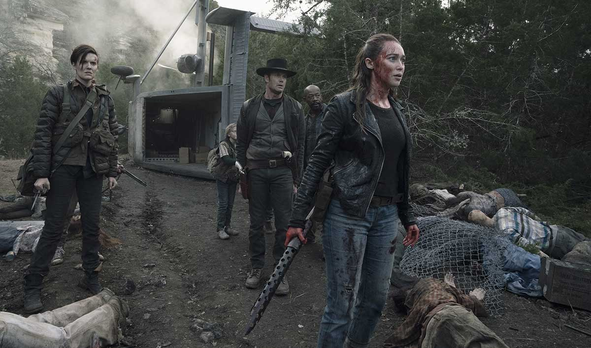 Watch the <em>Fear the Walking Dead</em> Season 5 Premiere for Free