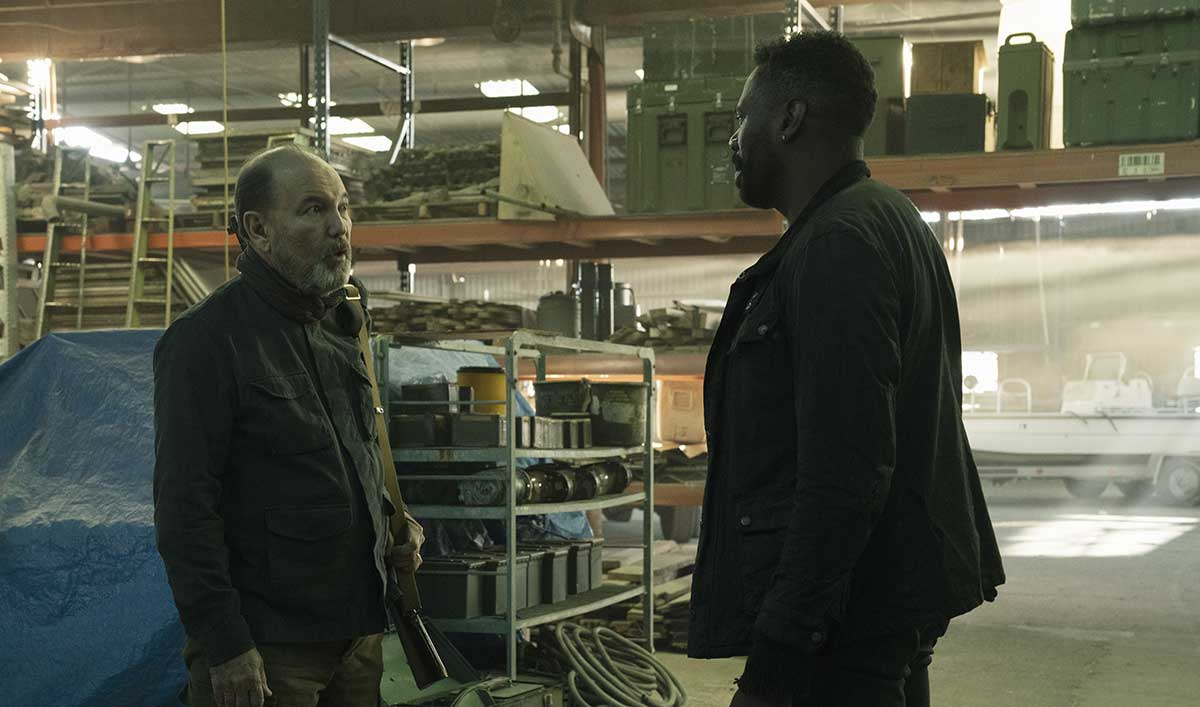 Strand Tries to Gain Daniel's Trust: Stream <em>Fear the Walking Dead</em> Episode 2 Now
