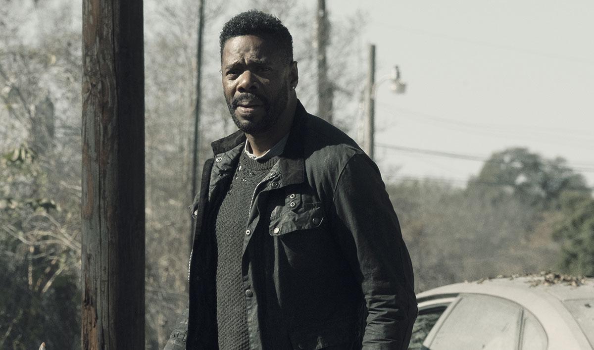 <em>EW</em> Talks Premiere With <em>Fear the Walking Dead</em> Showrunners Andrew Chambliss & Ian Goldberg; <em>Bustle</em> on the Newest Villain