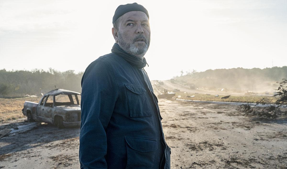 <em>Fear the Walking Dead</em> Cast and Creators Explore Daniel's Journey From Season 1 to Now