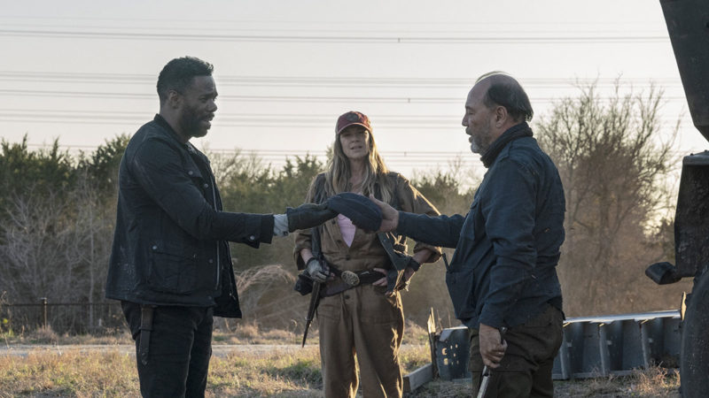 Stream <em>Fear the Walking Dead</em> Episode 4 Now: A Herd Forces Daniel and Strand to Team Up
