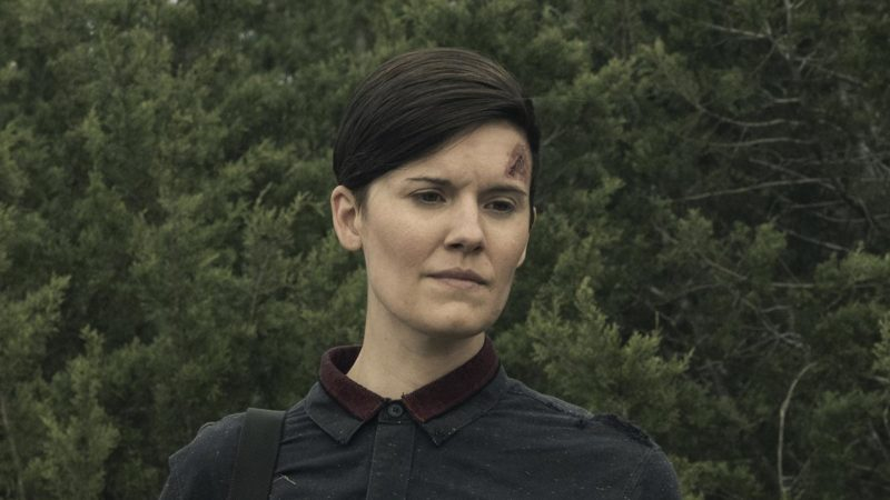 (SPOILERS) <em>Fear the Walking Dead</em> Q&A — Maggie Grace (Al)
