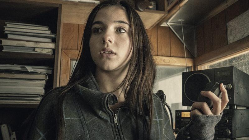 (SPOILERS) <em>Fear the Walking Dead</em> Q&A — Alexa Nisenson (Charlie)