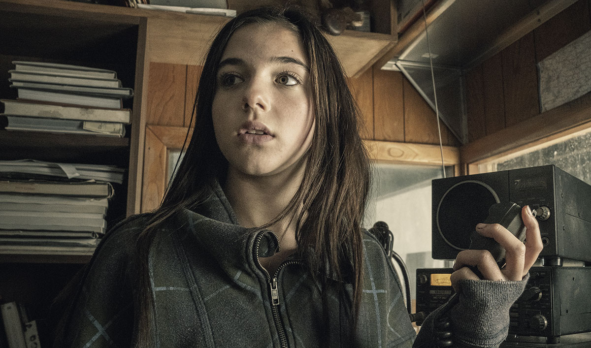 (SPOILERS) <em>Fear the Walking Dead</em> Q&A — Alexa Nisenson (Charlie)