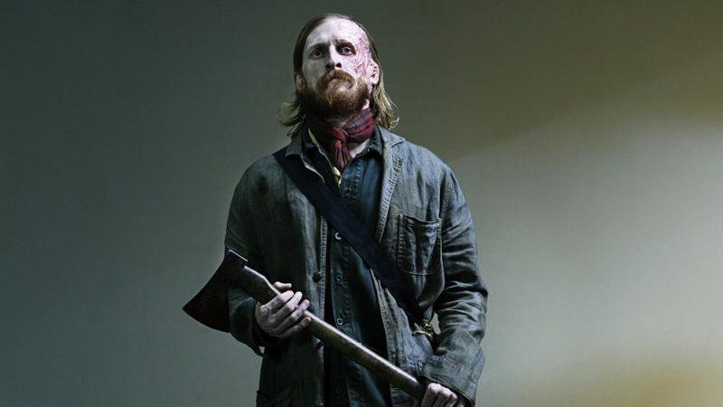 (SPOILERS) <em>Fear the Walking Dead</em> Q&A — Austin Amelio (Dwight)
