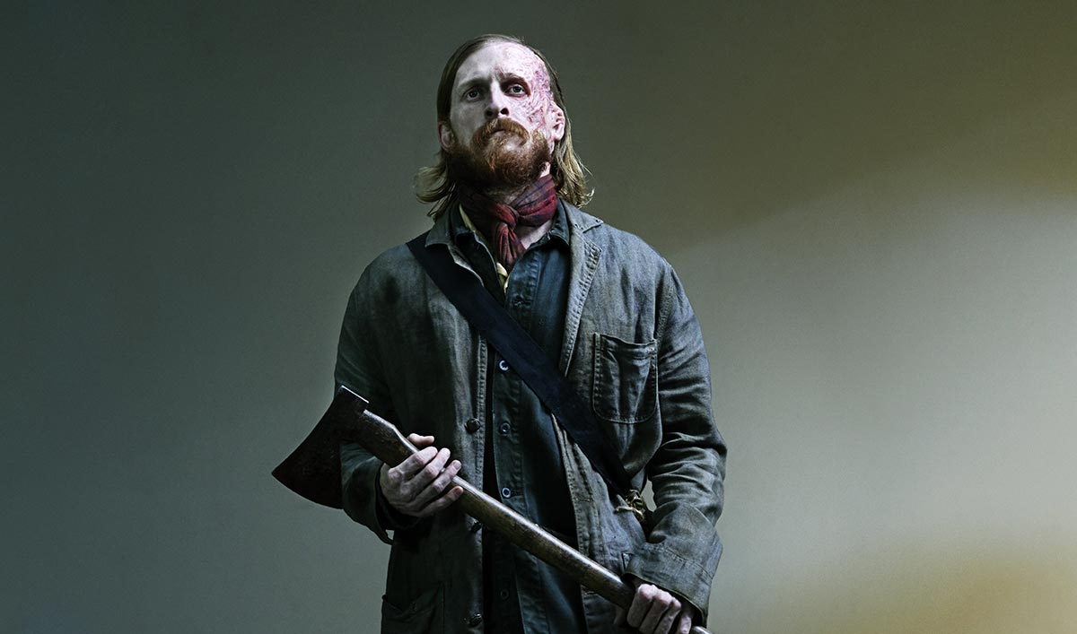(SPOILERS) <em>Fear the Walking Dead</em> Q&A — Austin Amelio (Dwight)