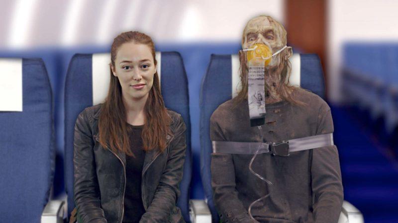 Fear the Walking Dead Season 5 Teaser: Welcome to Fear Airlines