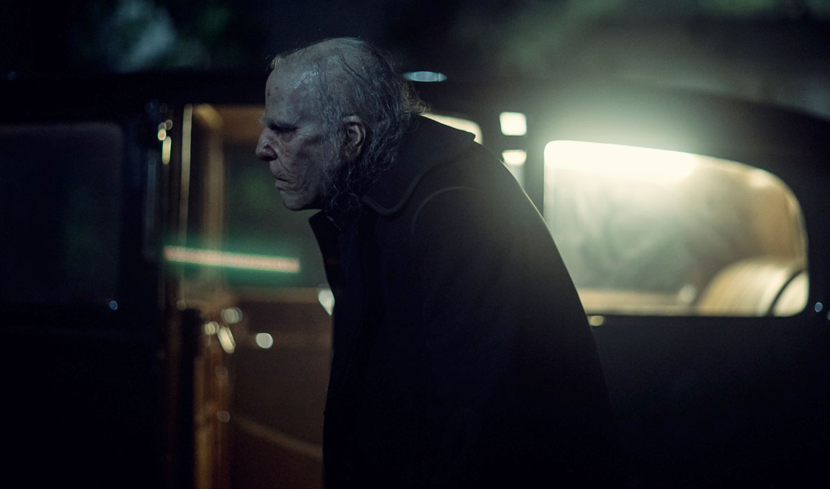 Manx Finds Another Target to Bring to Christmasland in This Tense Scene From <em>NOS4A2</em> Episode 3