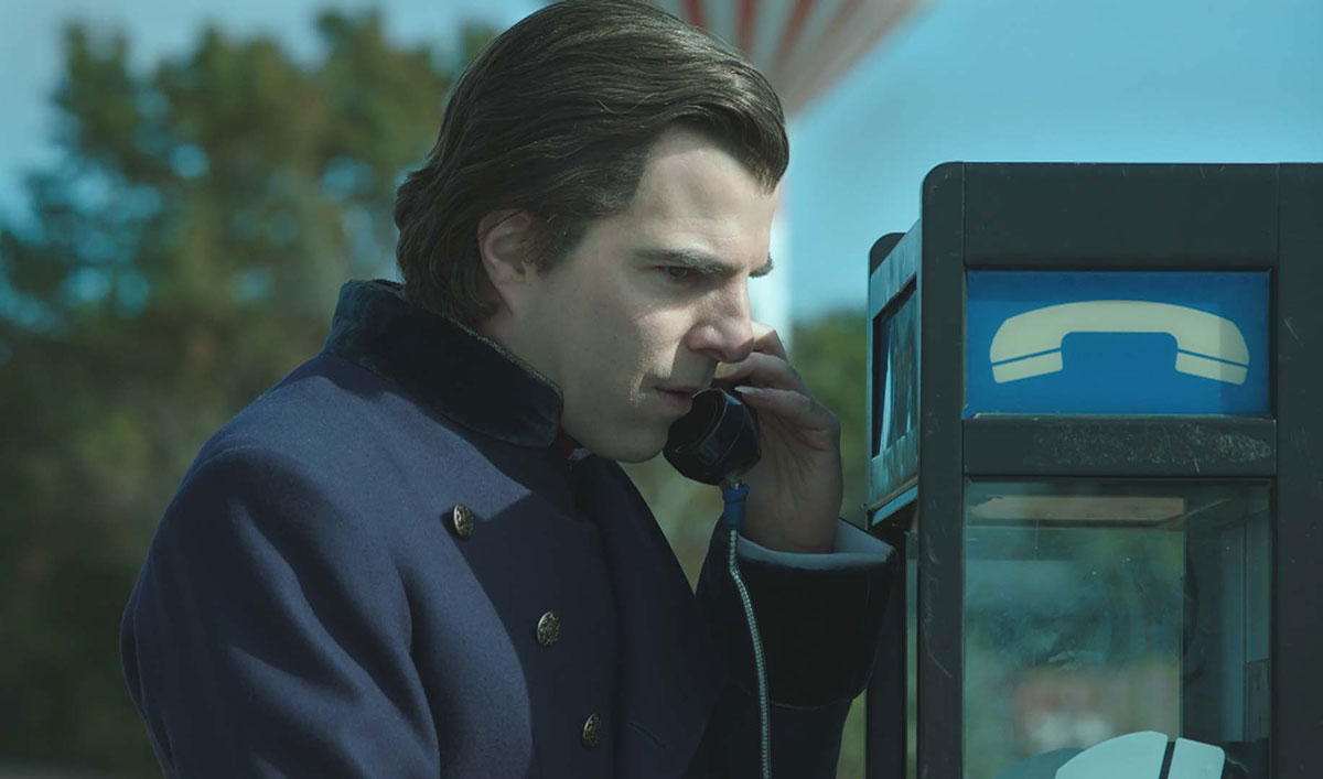Vic Gets a Disturbing Call From Charlie Manx in This Tense Scene From <em>NOS4A2</em> Episode 4