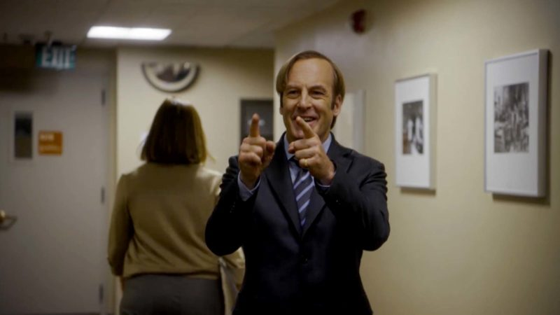 Better Call Saul Celebrates Its Emmy Nominations