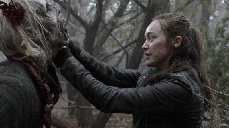 Fear the Walking Dead: The Opening Minutes of Season 5, Episode 7