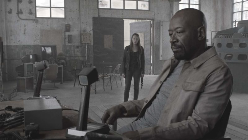 Fear the Walking Dead: The Opening Minutes of Season 5, Episode 8