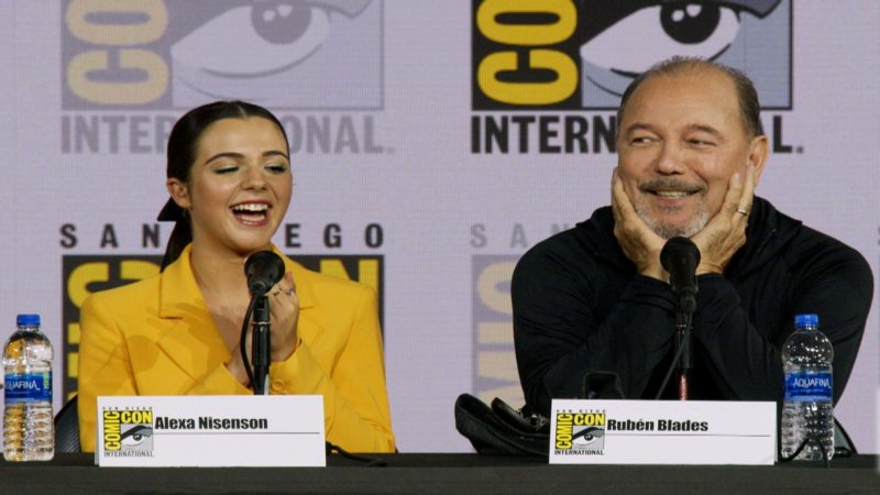 Fear the Walking Dead Comic-Con 2019 Highlight: Rubén Blades on Working With Skidmark