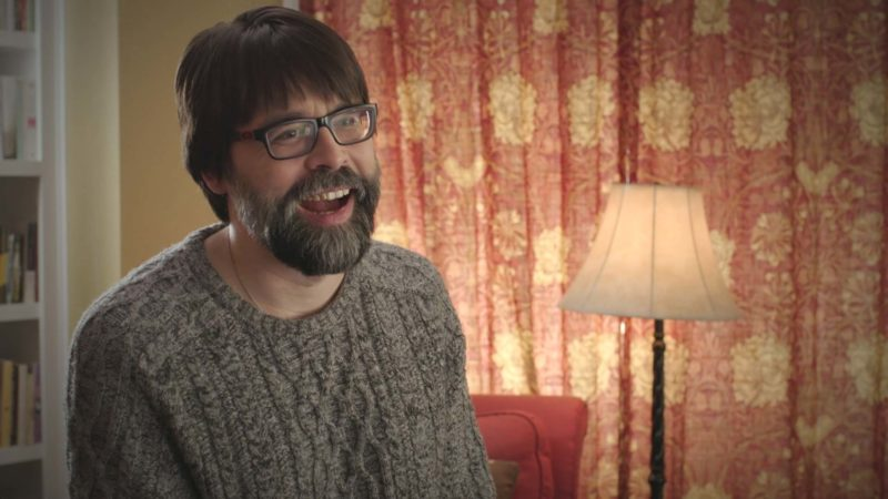 Joe Hill on the Themes and Inspirations of NOS4A2