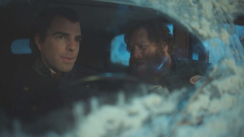 NOS4A2 Talked About Scene: Season 1, Episode 7