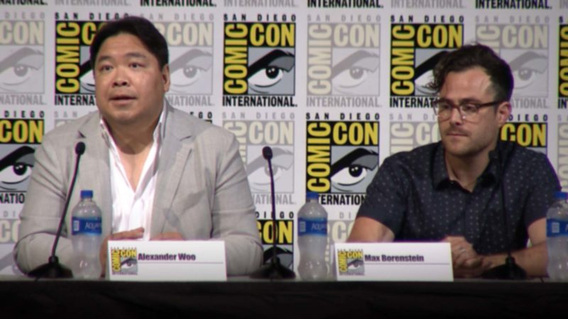 The Terror Comic-Con 2019 Panel Highlight: How Alex Woo Joined the Show