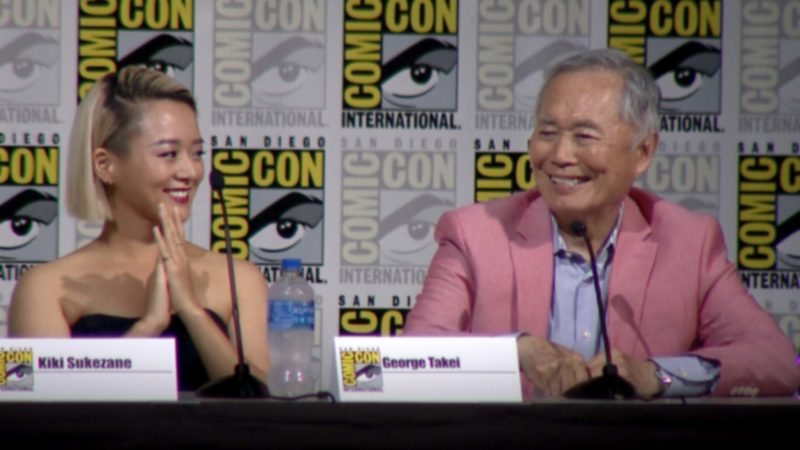 The Terror Comic-Con 2019 Panel Highlight: How George Takei Joined the Cast