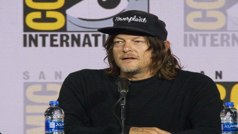 The Walking Dead Comic-Con 2019 Highlight: Norman Reedus's Advice for Daryl