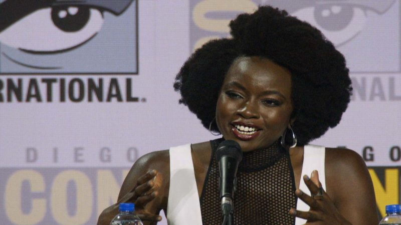 The Walking Dead Comic-Con 2019 Highlight: Danai Gurira on Her Final Season