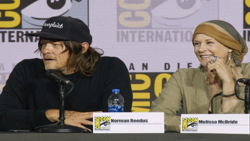 The Walking Dead Comic-Con 2019 Highlight: Norman Reedus on Storming Area 51