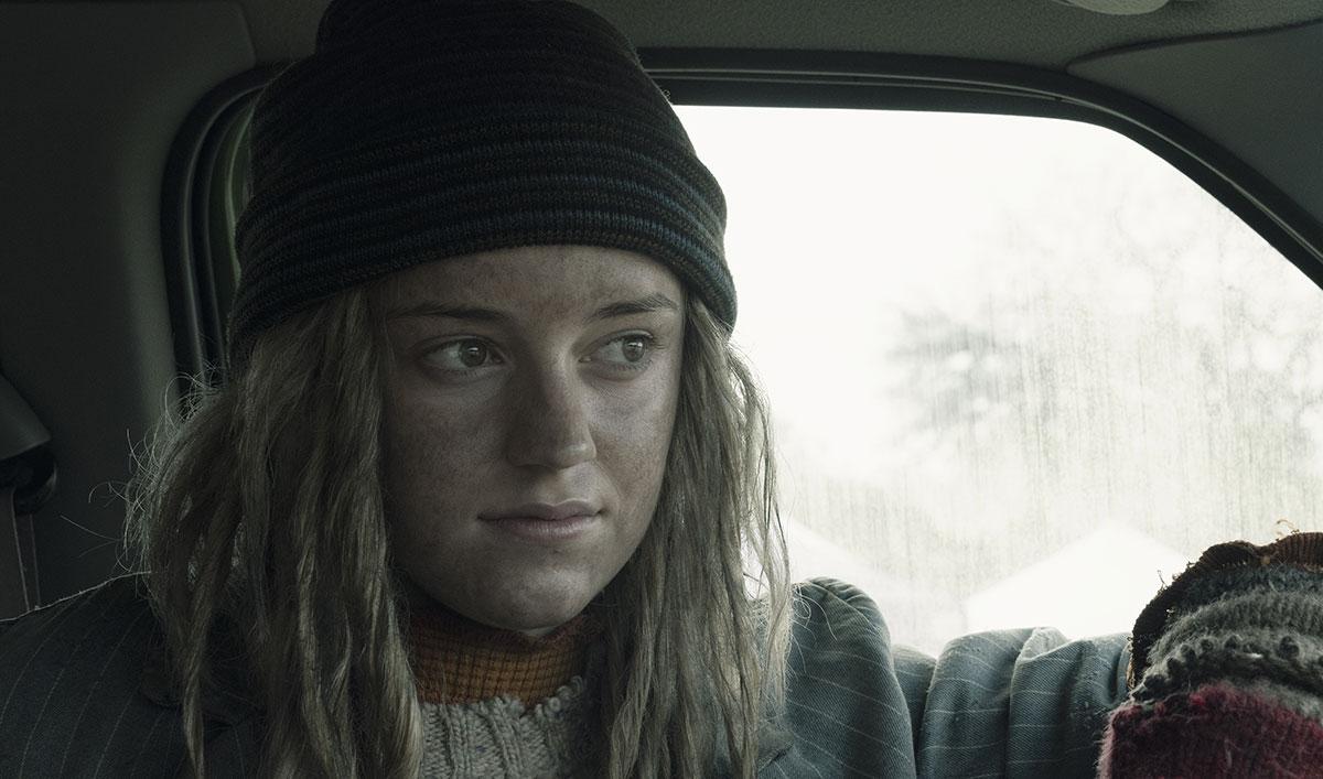 (SPOILERS) <em>Fear the Walking Dead</em> Q&A — Bailey Gavulic (Annie)
