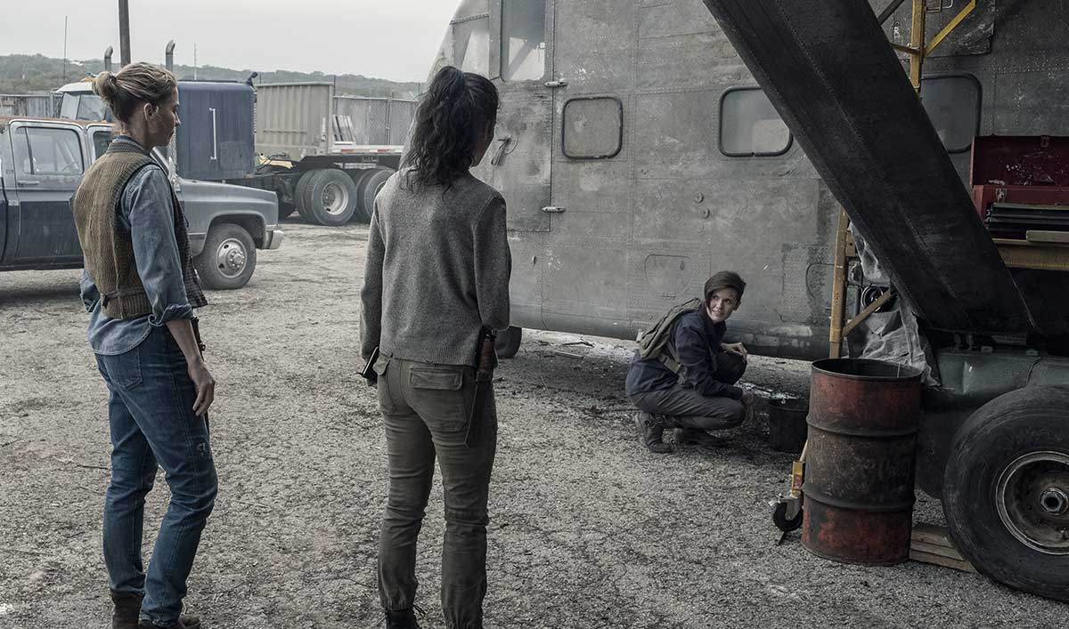 Sneak Peek of <em>Fear the Walking Dead</em> Episode 7: Will Al Break Her Promise to Isabelle?