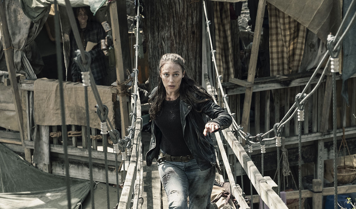 Stream <em>Fear the Walking Dead</em> Episode 7 Now: Alicia Is Fighting Harder Than Ever for the Future